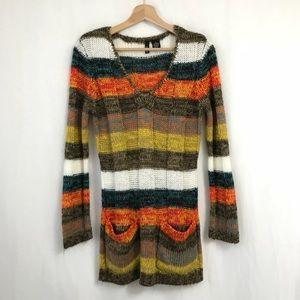 Soft Boho / Gypsy Sweater Dress